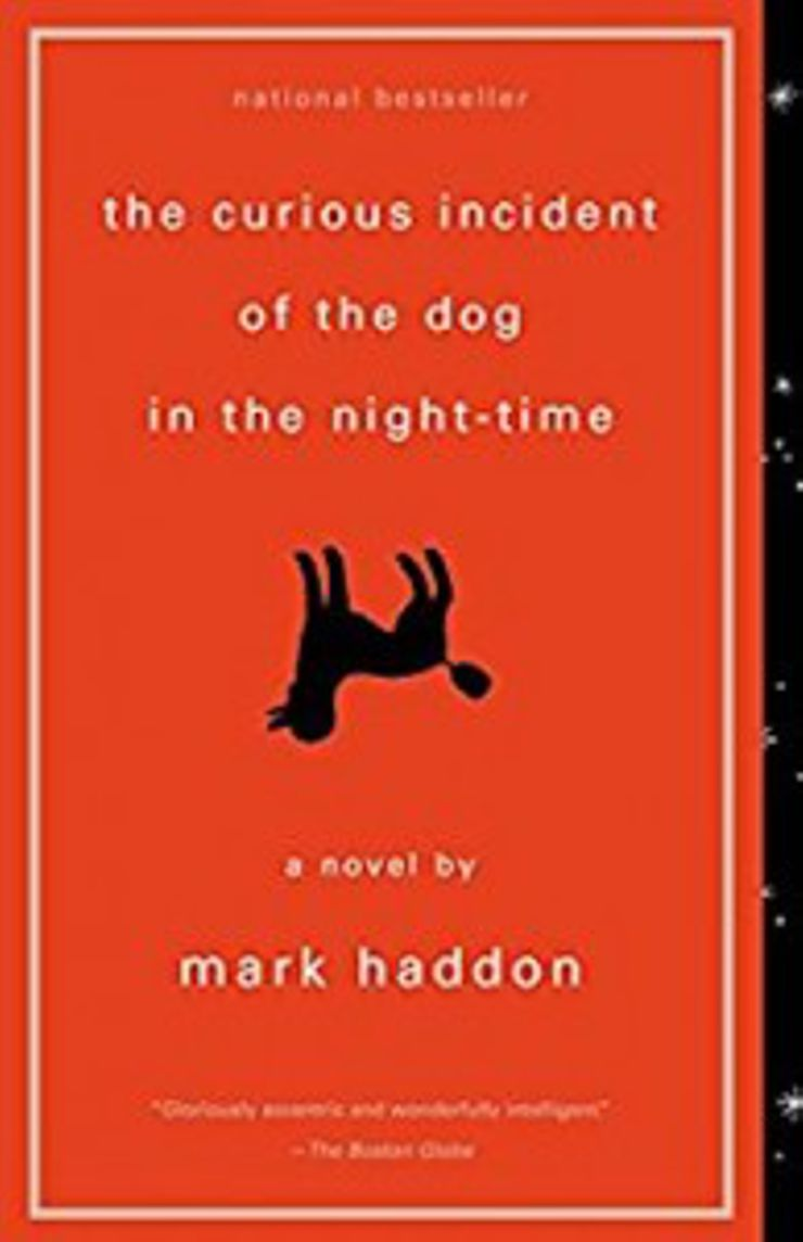 Young Adult Novels The Curious Case of the Dog in the Night-Time