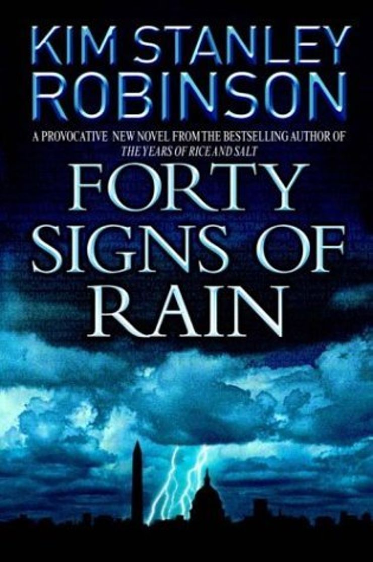 Buy Forty Signs of Rain at Amazon