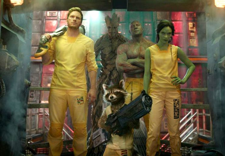 best superhero movies guardians of the galaxy