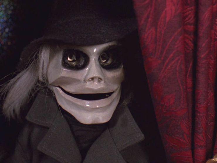 horror franchises Puppetmaster