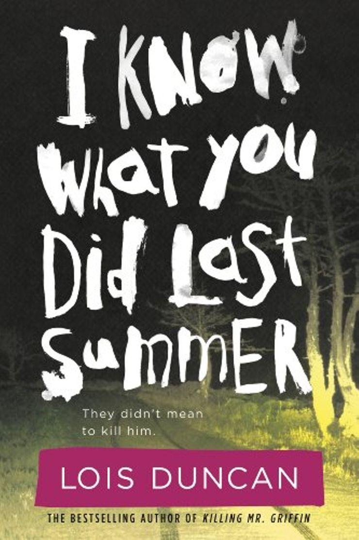 Buy I Know What You Did Last Summer at Amazon