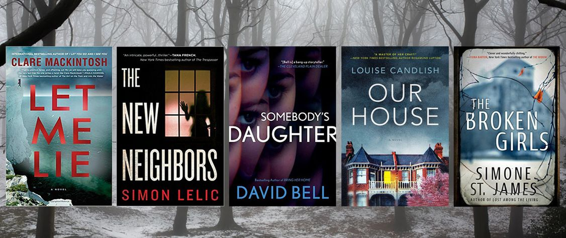 [CLOSED] GIVEAWAY: Win a Mystery and Thriller Book Bundle!