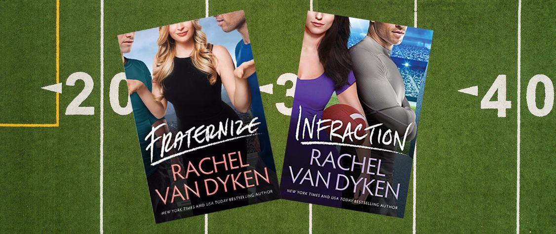 [CLOSED] Win Two Sports Romance Books by Rachel Van Dyken