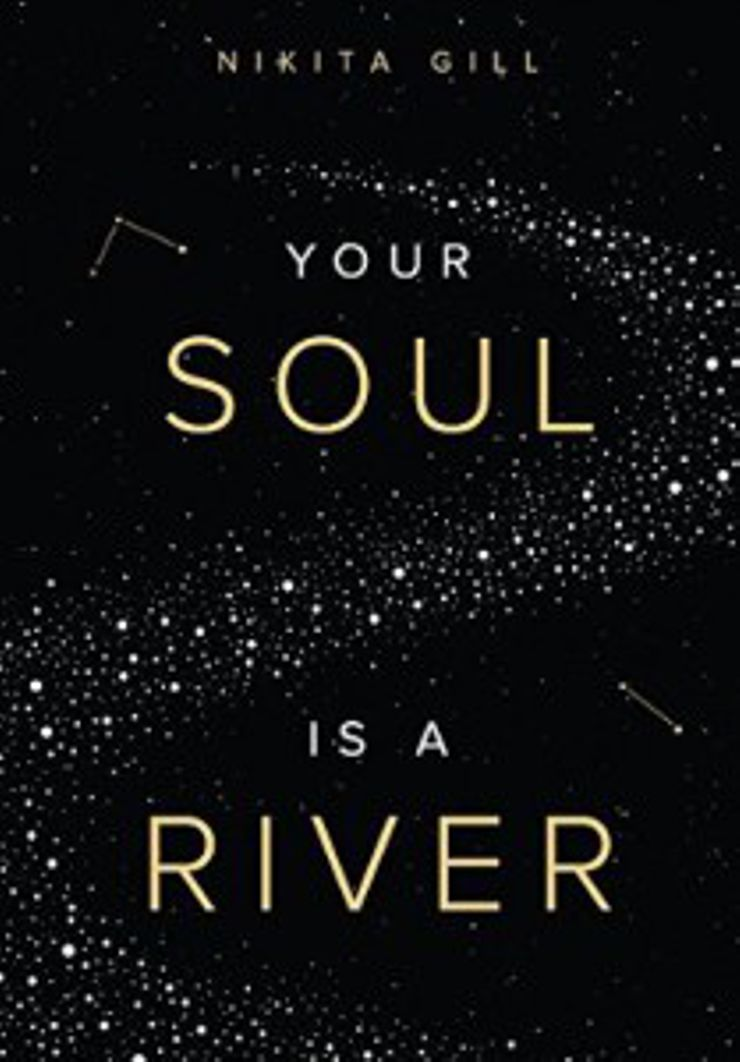 Poetry About Love and Healing Your Soul is a River