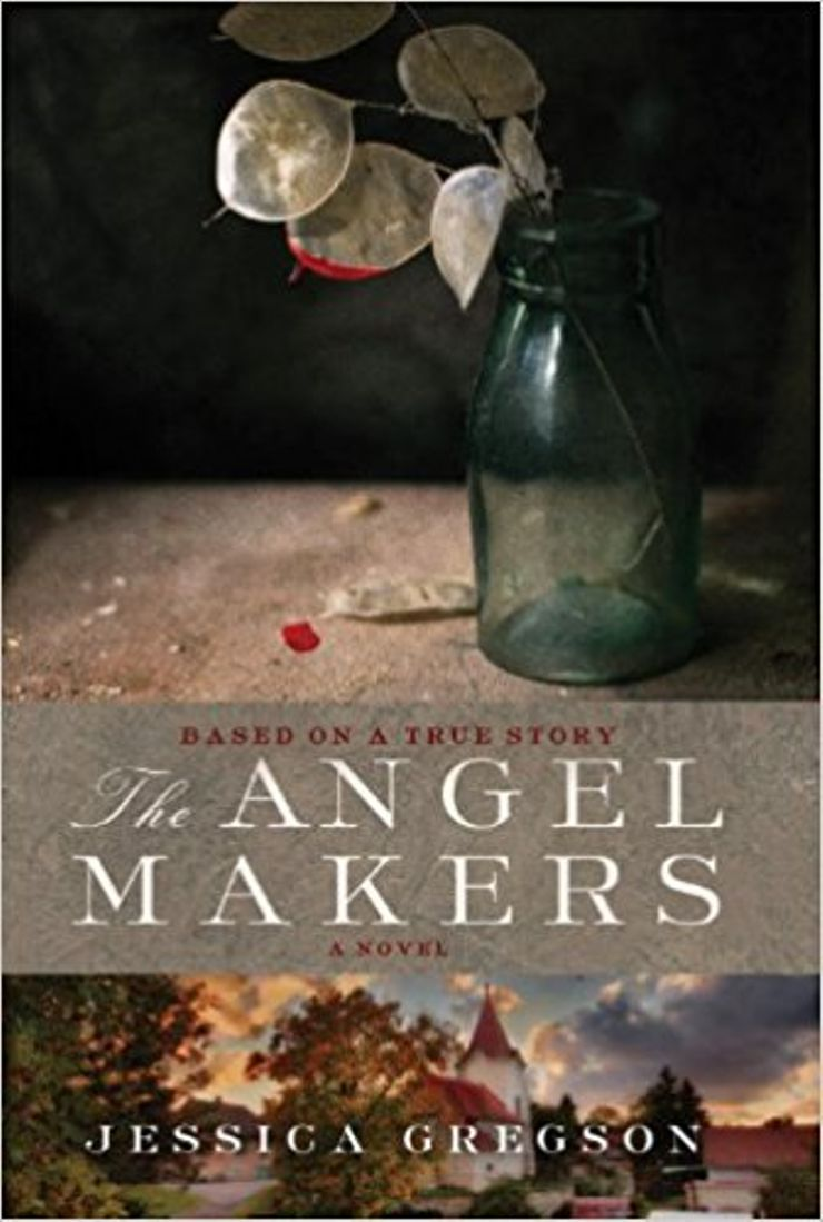 Buy The Angel Makers at Amazon