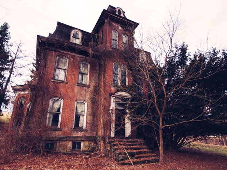 American Haunted House Tours