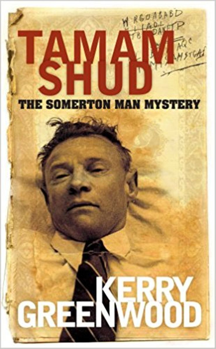 Buy Tamam Shud: The Somerton Man Mystery at Amazon