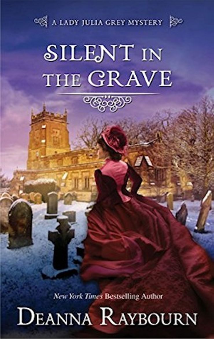 Buy Silent in the Grave at Amazon