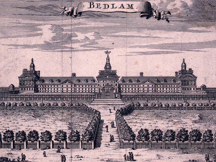 Bedlam: The Horrors of London's Most Notorious Insane Asylum