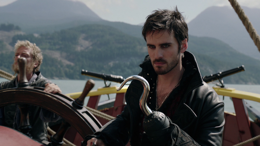 captain hook lost boy