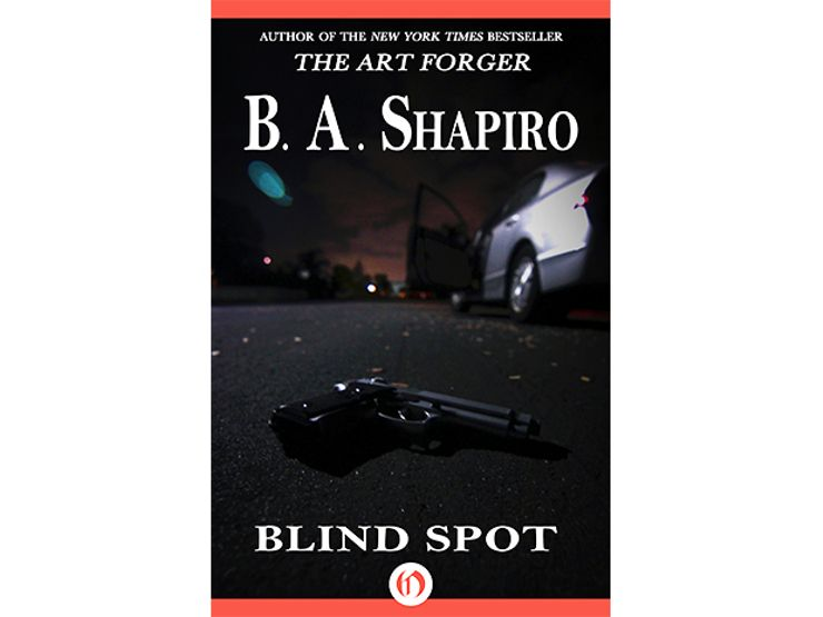thrillers paranormal twist blind spot