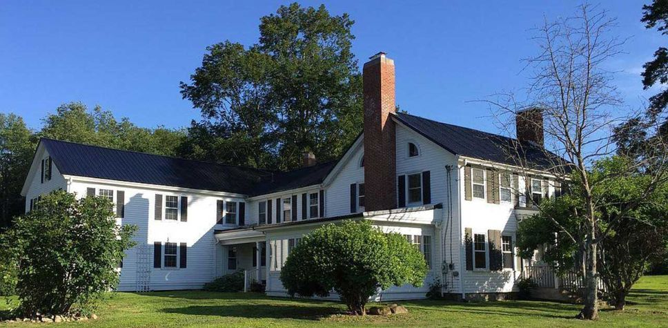 The<em> </em>House That Inspired Stephen King's <em>Pet Sematary</em> Is Up for Sale