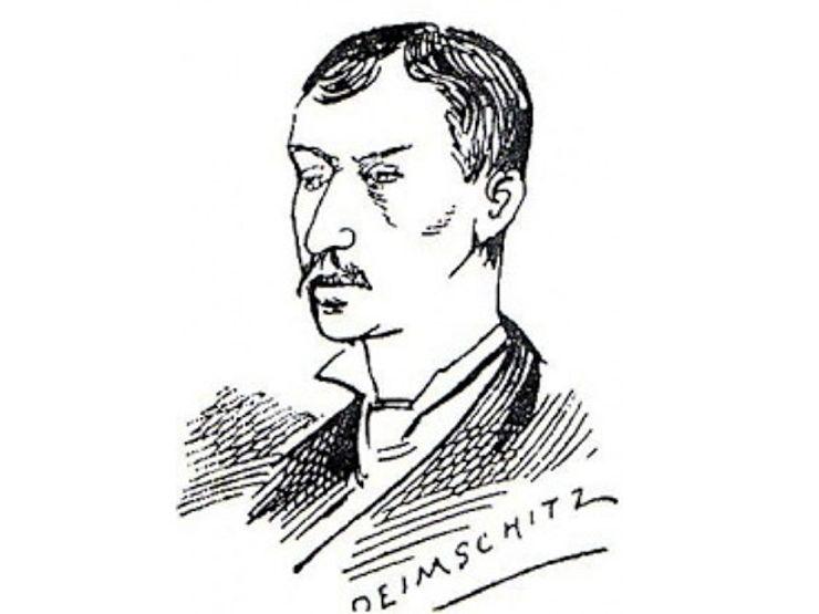 Louis Deimschutz Portrait