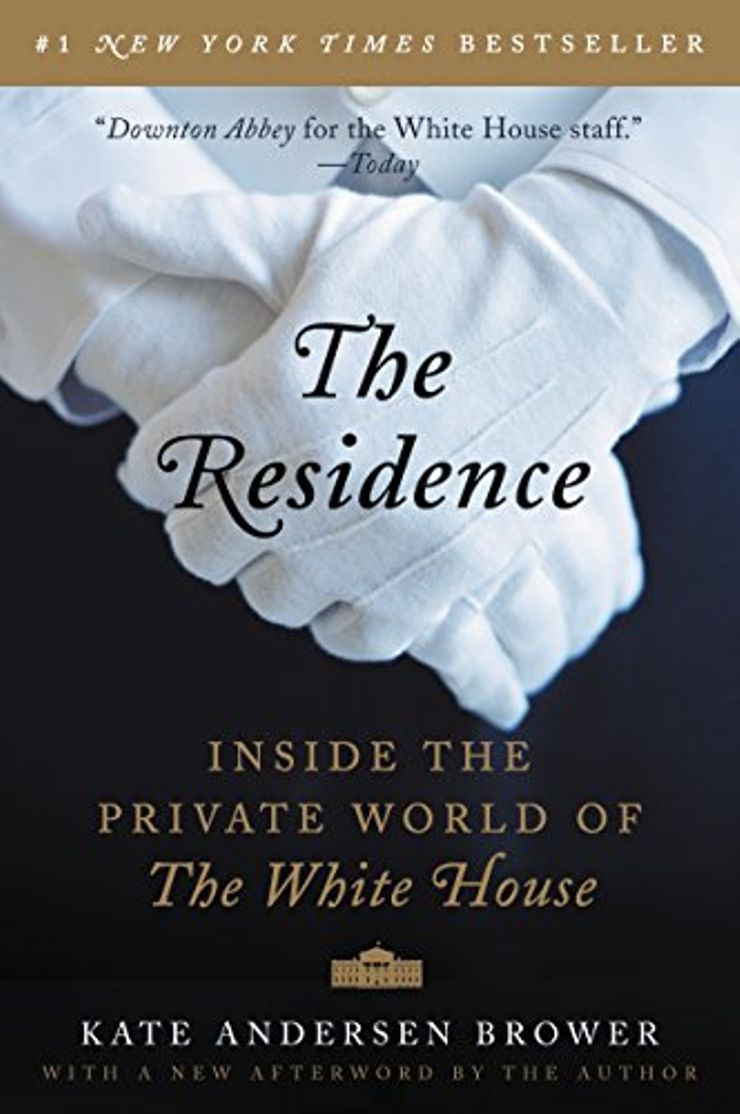 Buy The Residence at Amazon