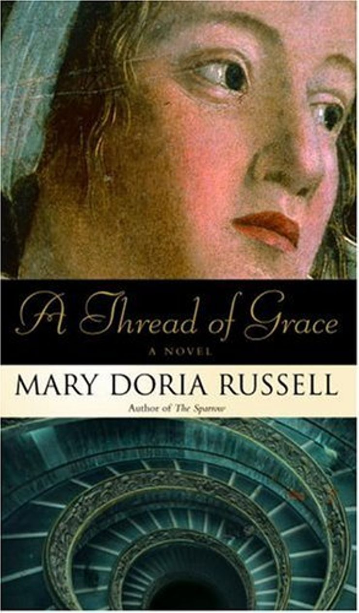 Buy A Thread of Grace at Amazon