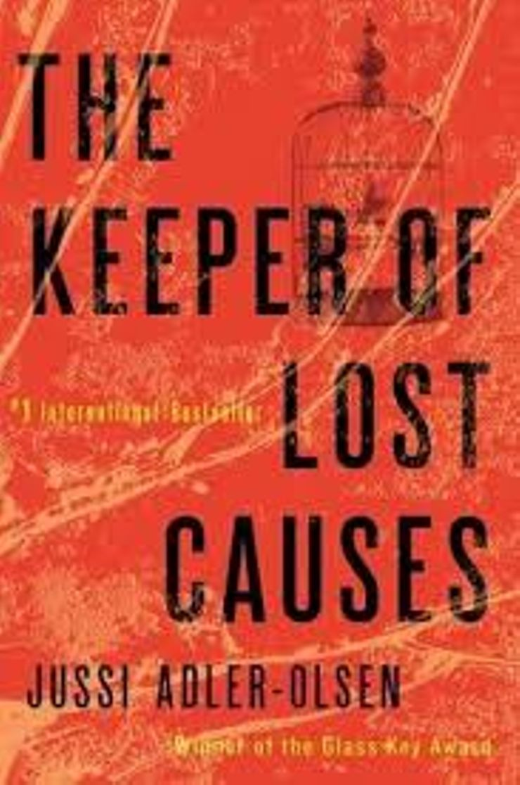 Buy The Keeper of Lost Causes at Amazon