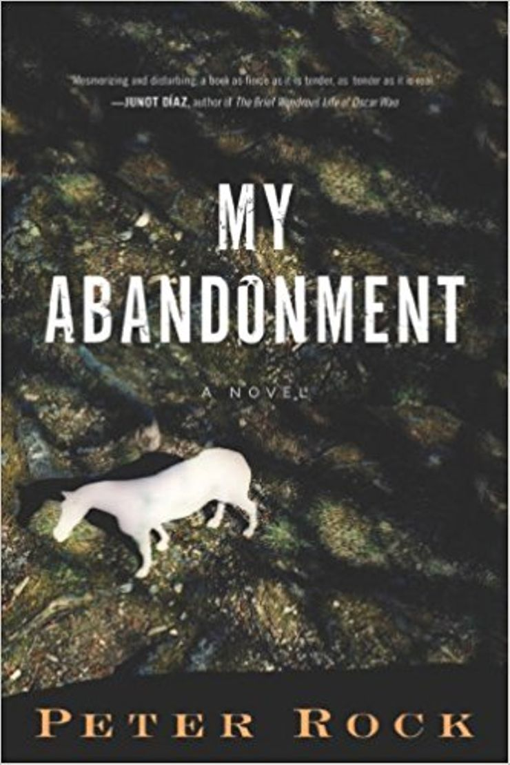 Buy My Abandonment at Amazon