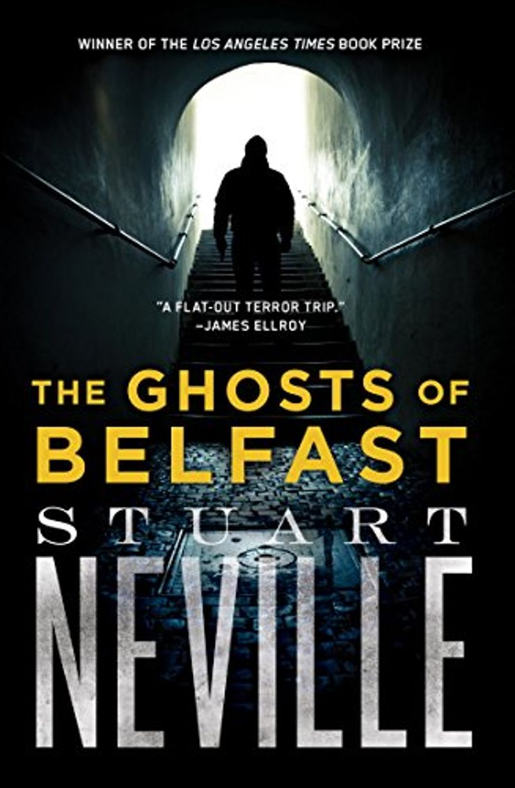 Buy The Ghosts of Belfast at Amazon