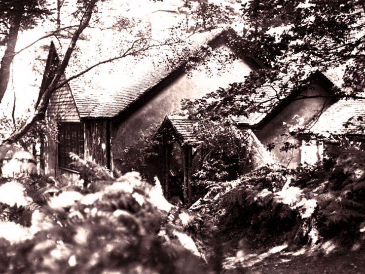 Caroline Luard site of murder