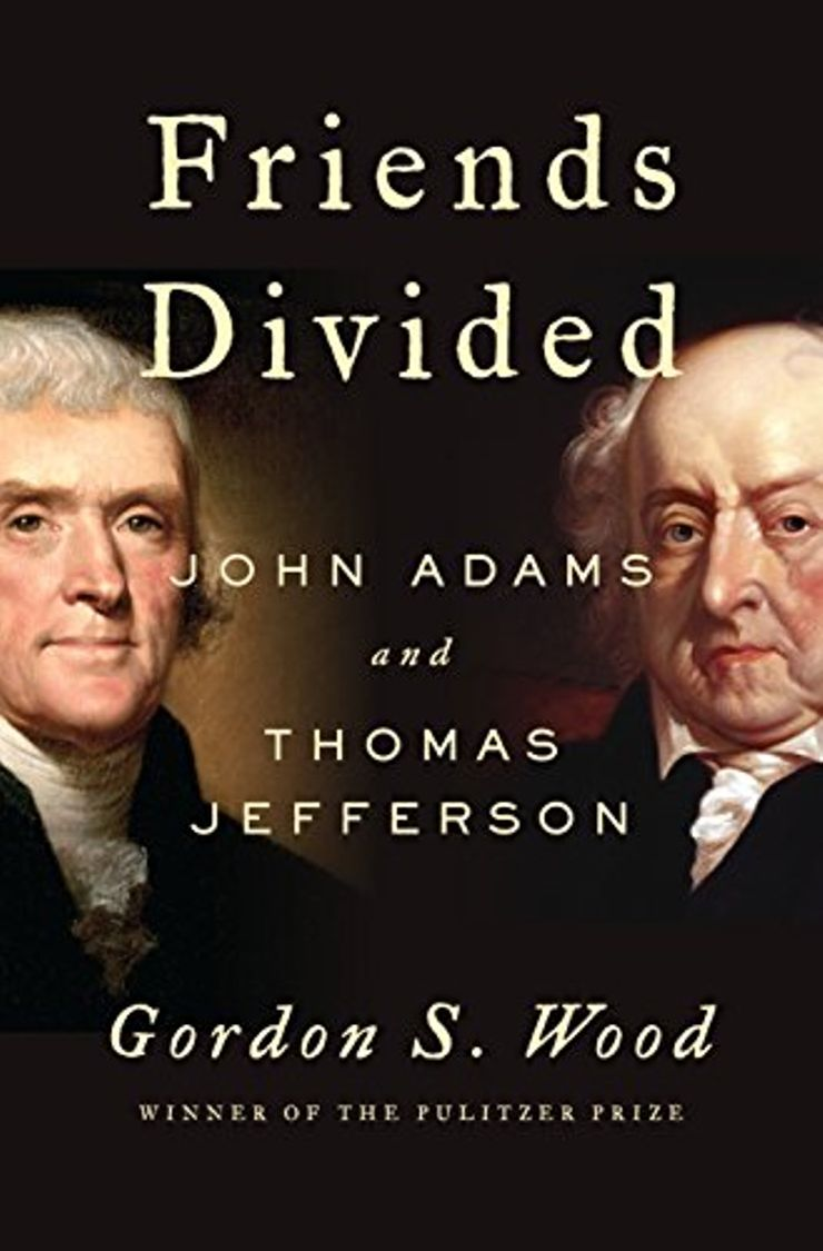 Buy Friends Divided: John Adams and Thomas Jefferson at Amazon