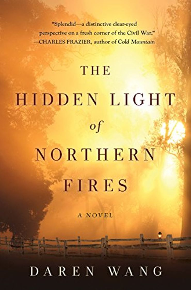 Buy The Hidden Light of Northern Fires, Daren Wang at Amazon