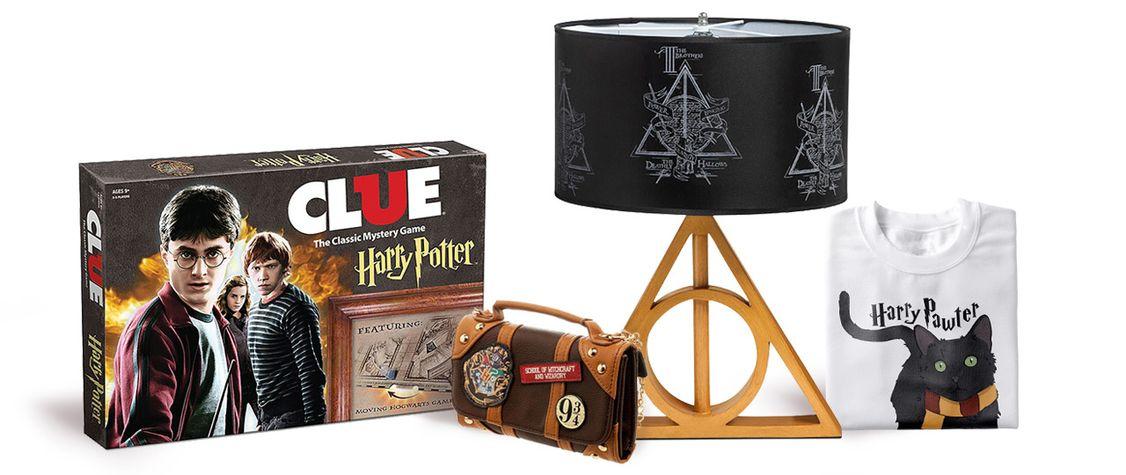Magical <em>Harry Potter </em>Gifts