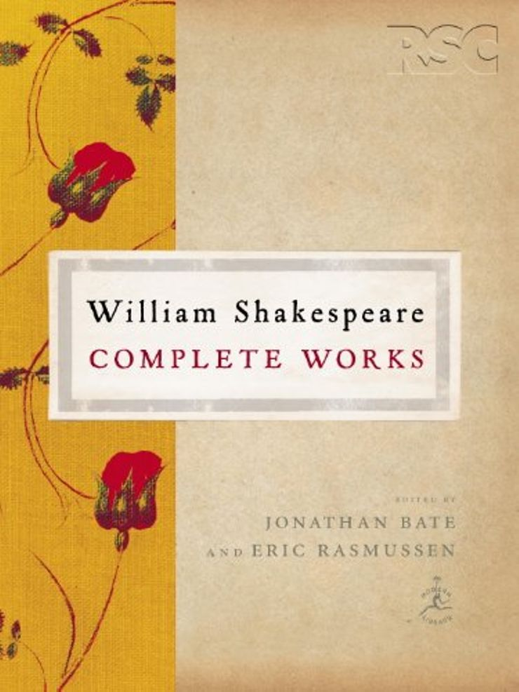 Buy The Complete Works of William Shakespeare at Amazon