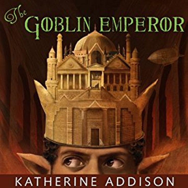Buy The Goblin Emperor at Amazon