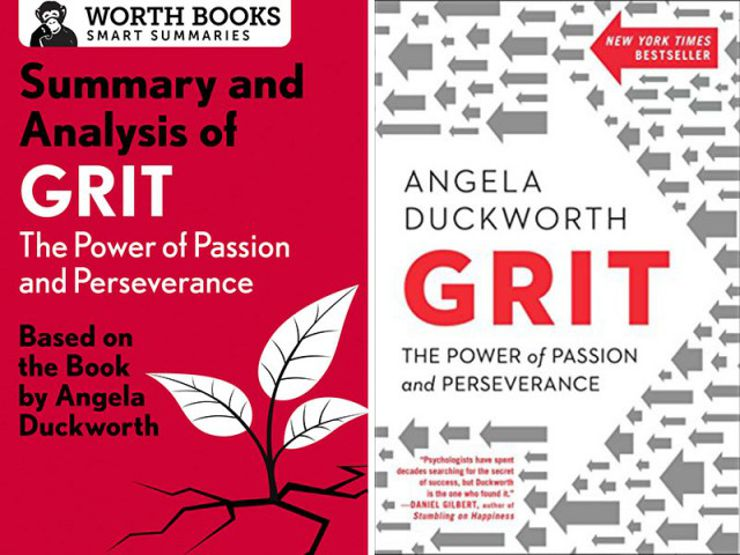 best business books grit