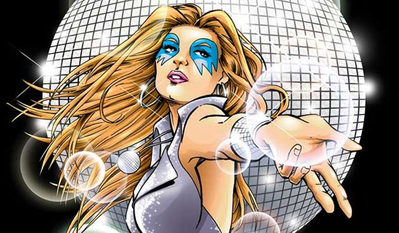 superhero powers ridiculous dazzler