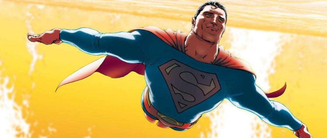 Superman Isn't Boring — He's Just Like Us