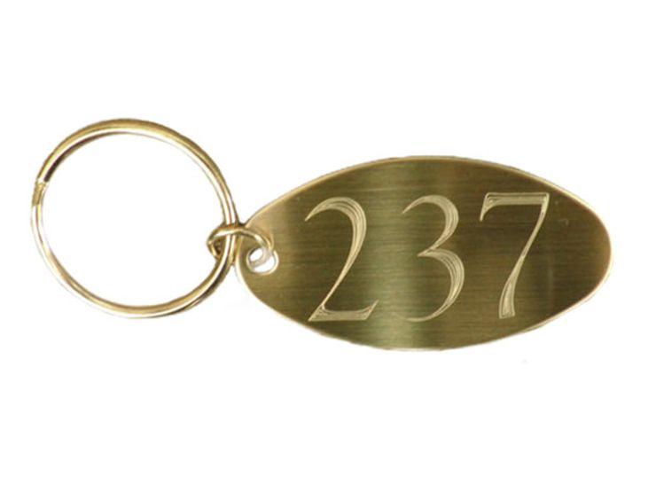 Room 237 Keychain