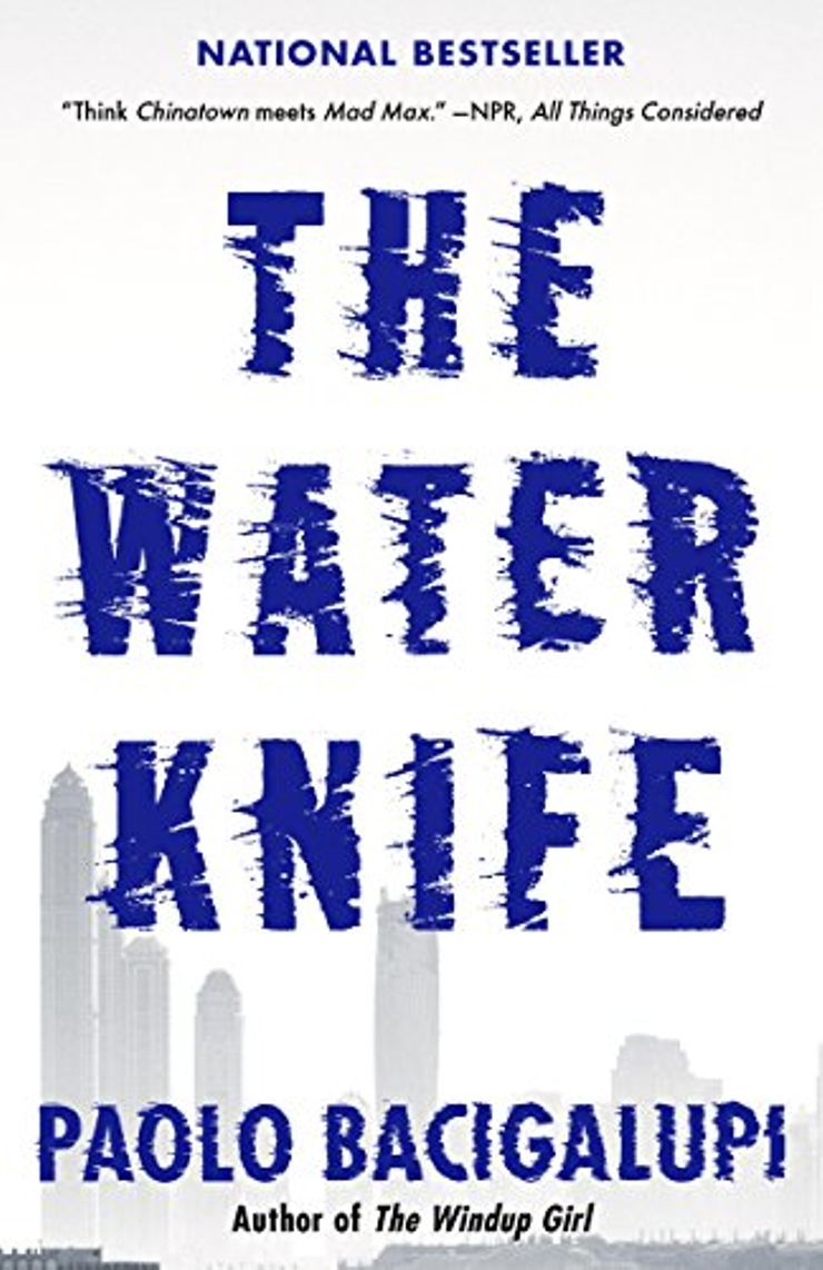 Buy The Water Knife at Amazon