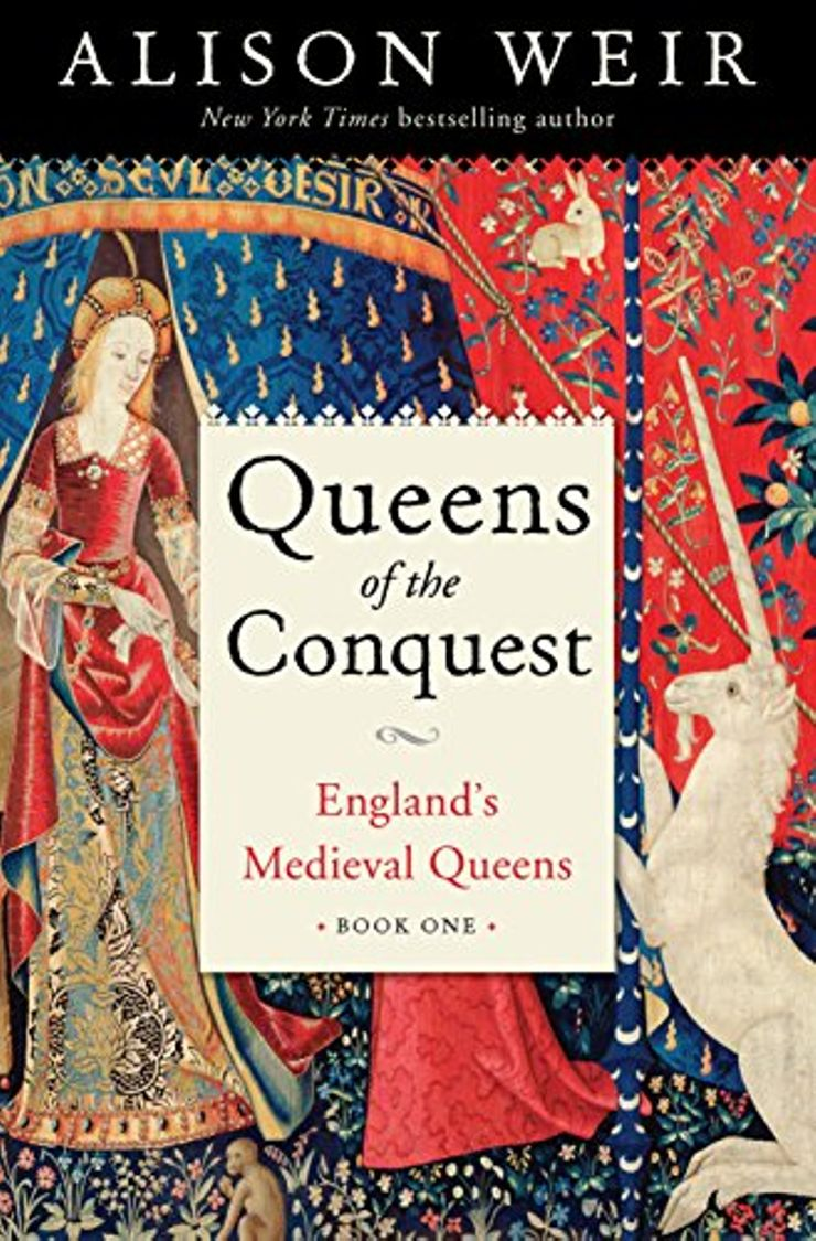Buy Queens of the Conquest: England's Medieval Queens at Amazon
