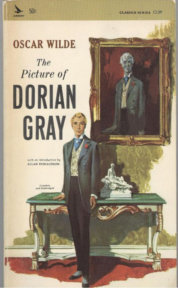 a picture of dorian gray image