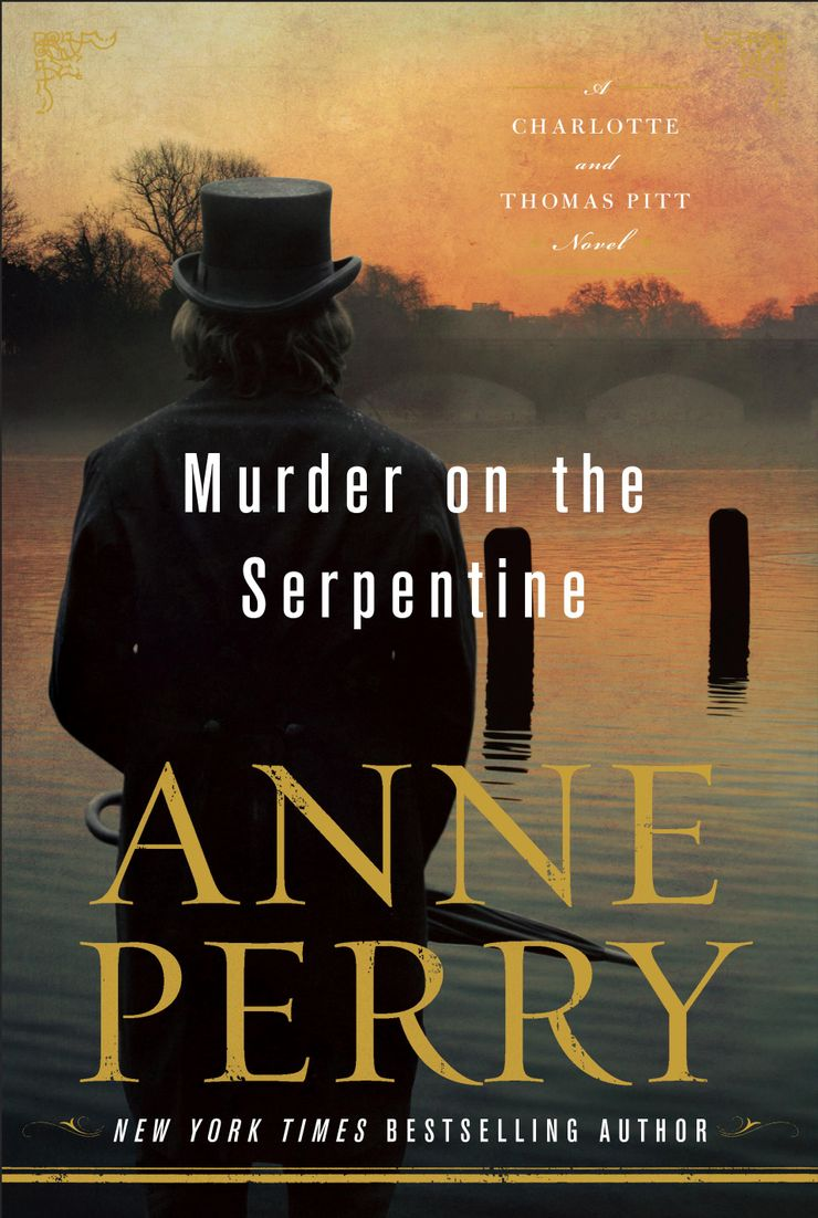 Buy Murder on the Serpentine at Amazon