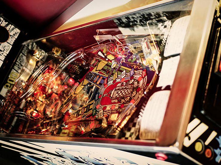 paranormal events pinball machine