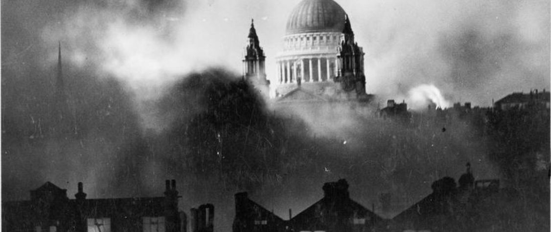 On This Day: St. Paul's Cathedral is Bombed