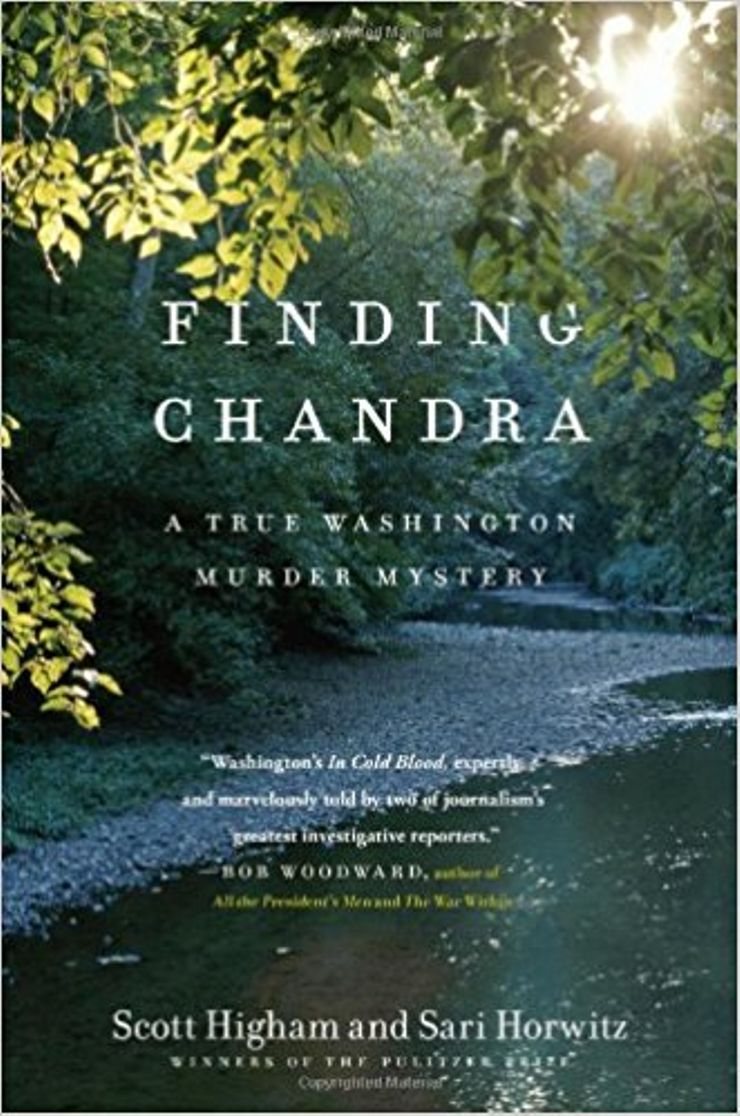 Buy Finding Chandra: A True Washington Murder Mystery at Amazon