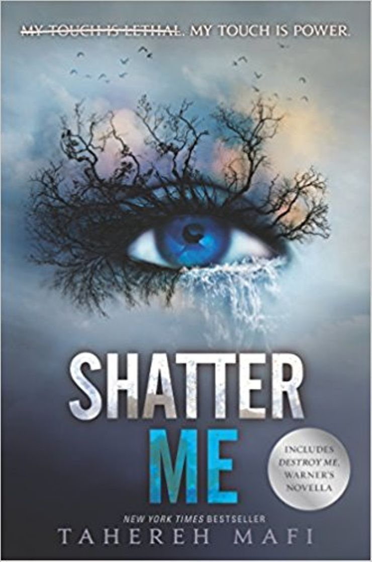 Buy Shatter Me at Amazon