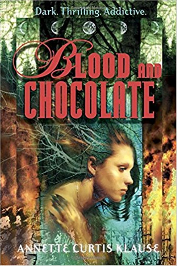 Buy Blood and Chocolate at Amazon