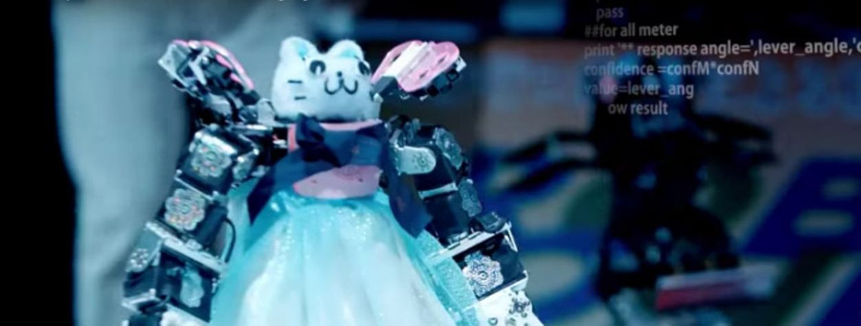 Japan's Autonomous Robot Fighting League Is Cute and Terrifying