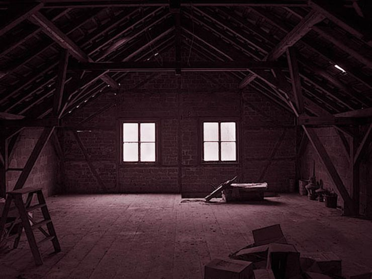 Scary Ghost Stories Attic