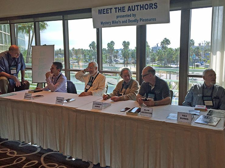 tips for surviving bouchercon