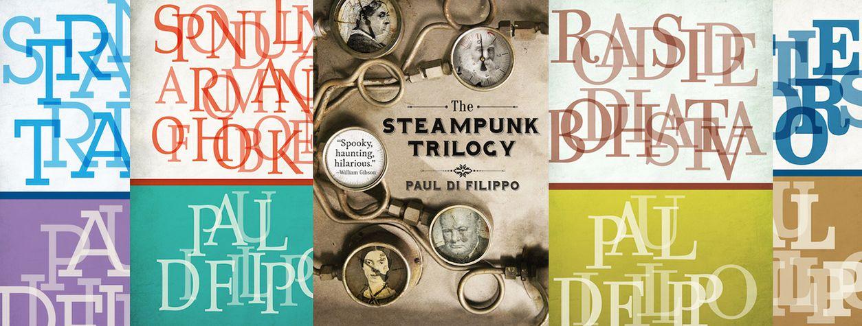 Writer Paul Di Filippo Talks Tormenting His Protagonists