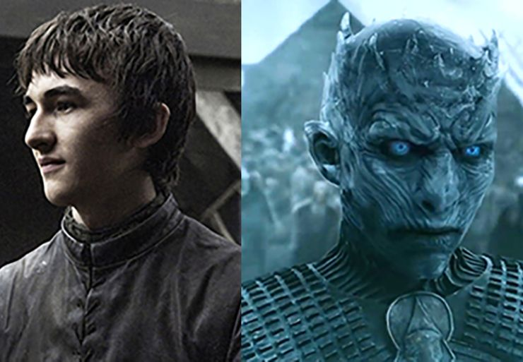Game of Thrones Season 8 predictions Bran The Night King