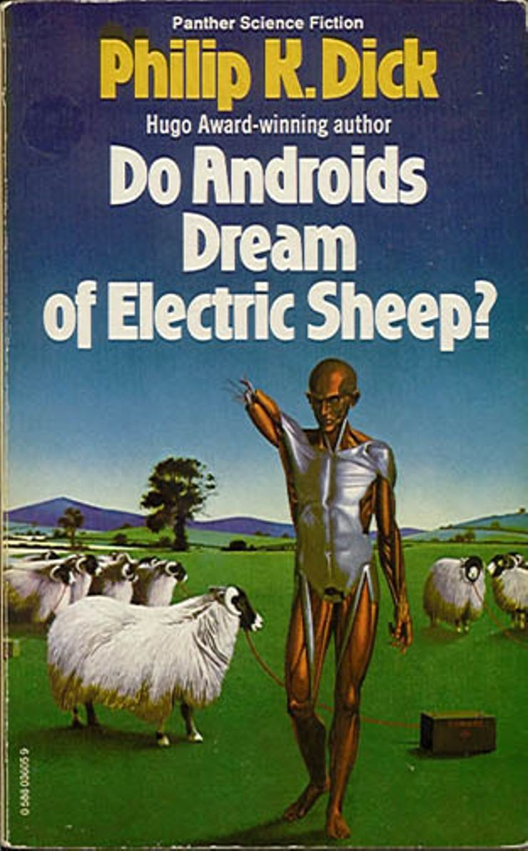 Buy Do Androids Dream of Electric Sheep? at Amazon