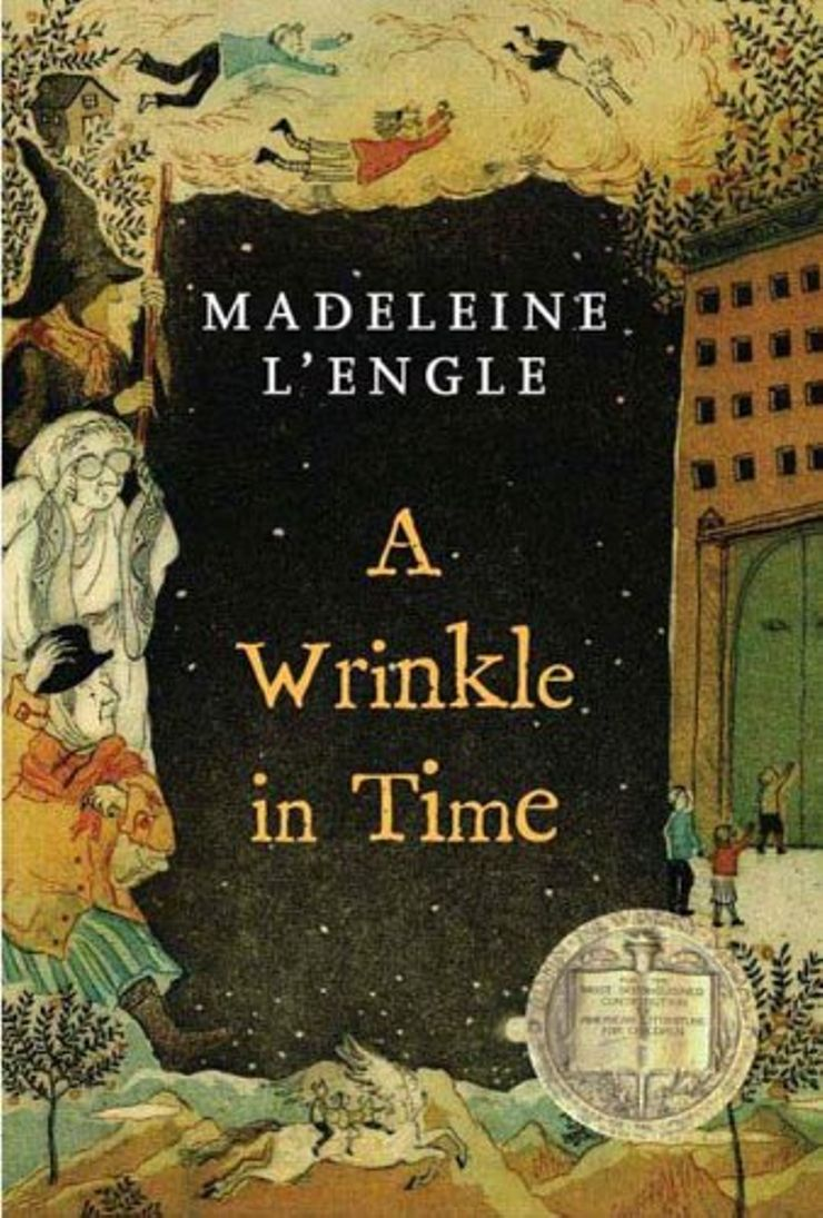 Buy A Wrinkle in Time at Amazon