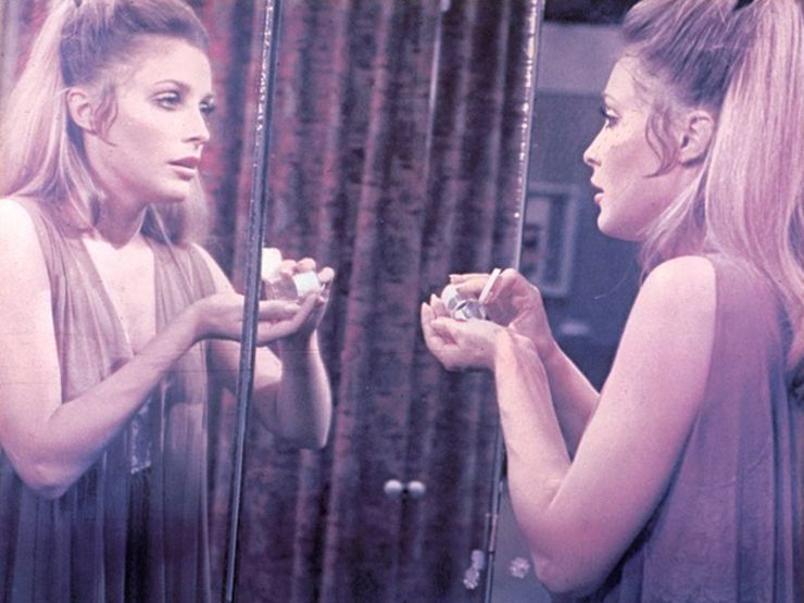 Sharon Tate in Valley of the Dolls