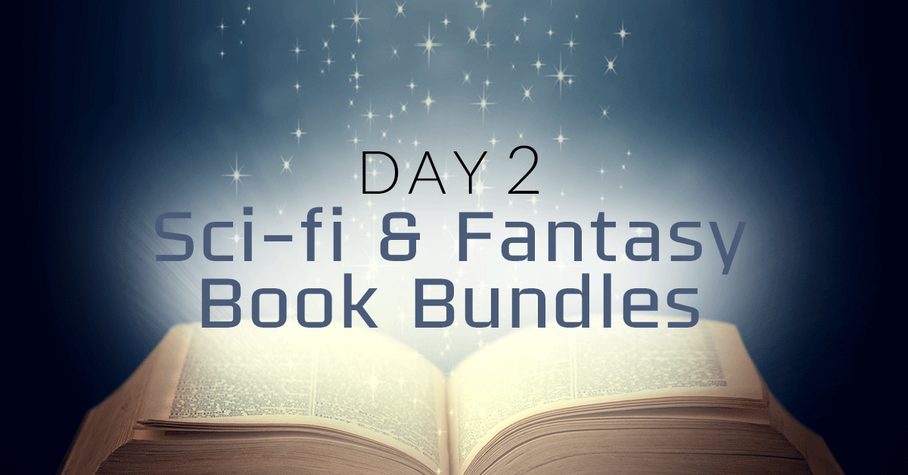 [EXPIRED] Day 2: Sci-Fi and Fantasy Book Bundles